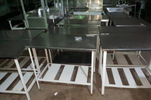 Стол производственный 1000*600 БУ