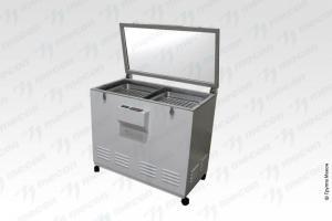 АСПС-1 (аппарат для свертывания питательных сред, односекционный)