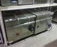 Корзина для выкладки и хранения товара 600х600х800 БУ