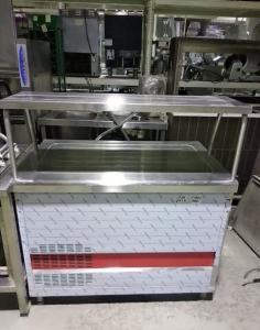 Охлаждаемый модуль линии раздачи  Abat 1120*700 БУ