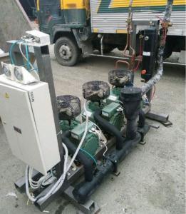 Низкотемпературный агрегат на базе Bitzer БУ