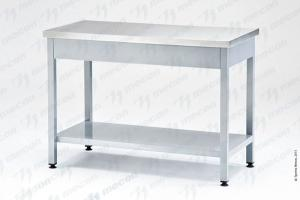 """Стол производственный СПМ-1200/1 """"Master"""", борт - базовый элемент"""