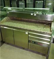 Стол холодильный c гранитной столешницей 1600*840 БУ