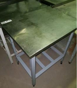 Стол производственный  750*600 БУ