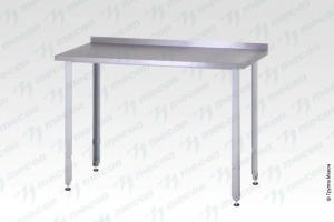"""Стол производственный СПРн - 600*700*860 """"Norma RAL"""", борт - базовый элемент"""