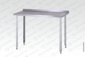 """Стол производственный СПРн - 1200*800*860 """"Norma Zn"""", борт - базовый элемент"""