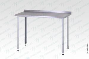 """Стол производственный СПРн - 800*600*860 """"Norma RAL"""", борт - базовый элемент"""
