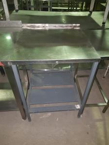 Стол производственный 600х600 борт БУ