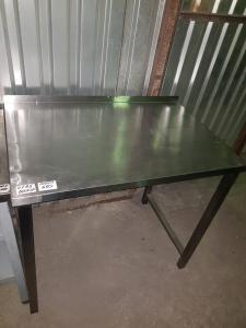 Стол производственный 1000х650 борт БУ