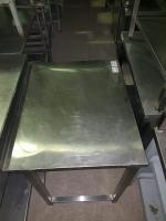 Стол производственный 800*650*860 борт БУ