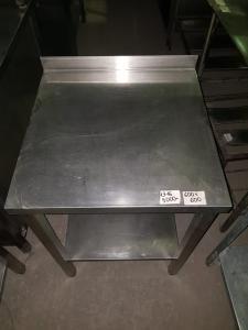 Стол производственный 600*600 борт БУ