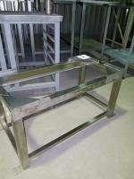 Поподставка для плит, печей, парокнвектоматов 410*780*395 БУ