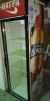 Шкаф холодильный со стеклянной дверью БУ