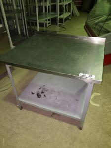 Стол производственный борт 1000*800 БУ