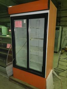 Холодильный шкаф двухдверный Frigorex FVS1000 БУ