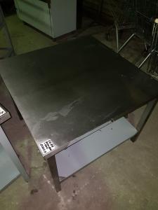 Стол подставка 900*900*700 БУ
