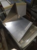 Полка производственная 600*500 БУ