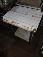 Стол производственный 600*500 мм