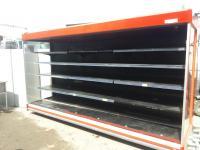 Холодильная горка для магазинов 3,75 м БУ