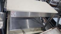 Стол производственны 1200*600 мм БУ