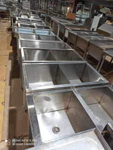 Ванны моечные 2-ух секционные БУ