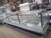 Холодильная витрина Norpe Gusto SO58-116-118-125-FA