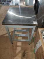 Стол производственный 600*600 мм БУ