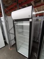 Шкаф холодильный со стеклом POLAIR DM107-S БУ