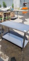 Стол производственный PROFI 1200*600 мм БУ