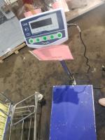 Весы напольные Scale СКЕ-150-4050RS БУ